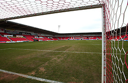 A general view of The Keepmoat Stadium home to Doncaster Rovers - Mandatory by-line: Robbie Stephenson/JMP - 27/01/2018 - FOOTBALL - The Keepmoat Stadium - Doncaster, England - Doncaster Rovers v Bristol Rovers - Sky Bet League One