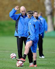 20100205 Copa del Sol - FC København træner