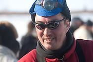 Photographs of John Baker's 2011 Iditarod run. White Mountain. Stephen Nowers/Alaska Dispatch.