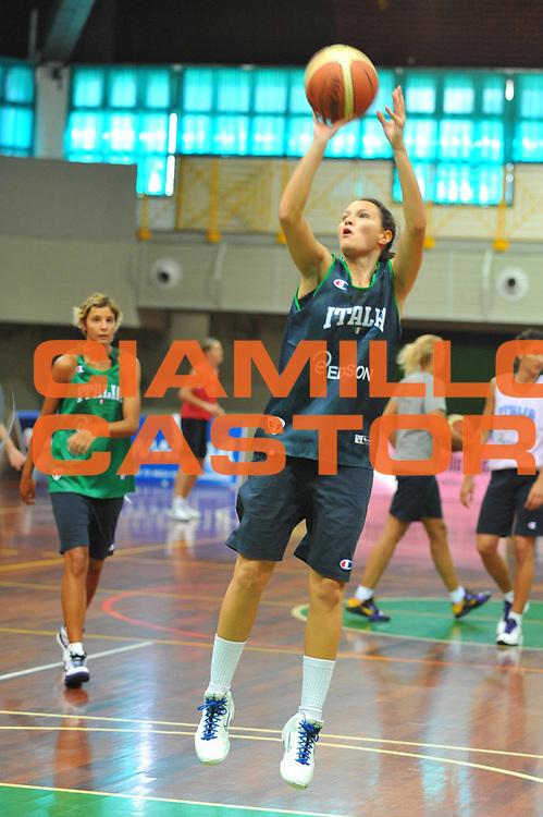 DESCRIZIONE : Cavalese Trento Raduno Collegiale Nazionale Italiana Femminile<br /> GIOCATORE : Giorgia Sottana<br /> SQUADRA : Nazionale Italia Donne <br /> EVENTO : Raduno Collegiale Nazionale Italiana Femminile <br /> GARA : <br /> DATA : 30/06/2010 <br /> CATEGORIA : Allenamento<br /> SPORT : Pallacanestro <br /> AUTORE : Agenzia Ciamillo-Castoria/M.Gregolin<br /> Galleria : Fip Nazionali 2010 <br /> Fotonotizia : Cavalese Trento Raduno Collegiale Nazionale Italiana Femminile<br /> Predefinita :