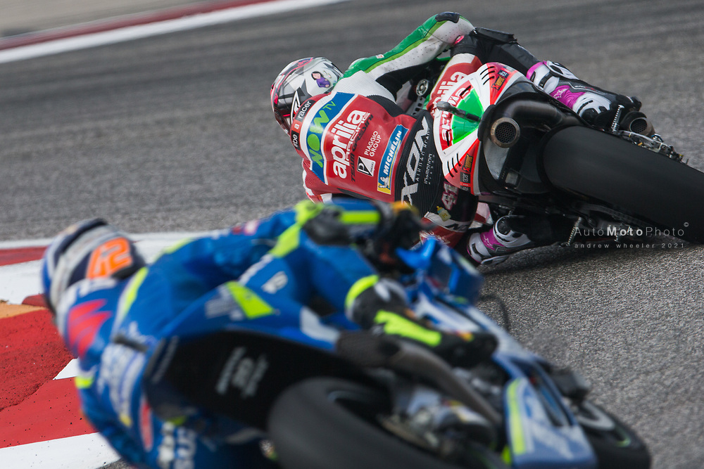 2018 MotoGP World Championship, Round 3, Austin, Texas, 22 April 2018