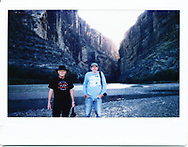 Santa Elena Canyon (dad & Ed)