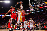 Lakers v Bulls 12-25-11