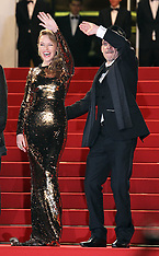 Kylie Minogue premiere in Cannes , 23-5-12