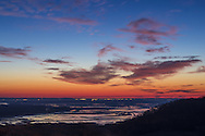 After watching the Geminid meteor shower, I was treated to a great sunrise over the Mississippi River. It was especially colorful during twilight. The flooded area is part of Ted Shanks Wildlife Area with the river to the left.<br /> <br /> Date Taken: 12/13/13