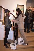 POLLY  HUGGETT, NANCY TROTTER, Them, Redfern Gallery PV. Cork St. London. 22 January 2020