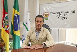Valter Nagelstein, vereador de Porto Alegre. FOTO: Marcos Nagelstein/Agência Preview