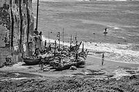 Small Fishing Fleet, Cape Coast Castle Exterior