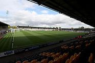 Burton Albion v Wolverhampton Wanderers - 30 Sept 2017