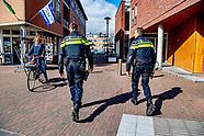 politie op pad