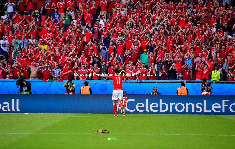 Gareth Bale ( Pays de Galles )