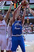 TURCHIA 05 SETTEMBRE 2012<br /> BASKET <br /> ITALIA - TURCHIA<br /> NELLA FOTO GIGLI<br /> FOTO CIAMILLO