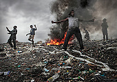 Environment - Mozambique, Trash Land