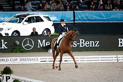 Lütkemeier, Fabienne (GER) D´Agostino FRH<br /> Stuttgart - German Masters 2016<br /> © www.sportfotos-lafrentz.de