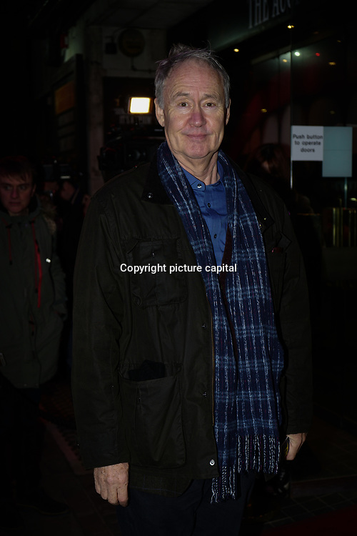 Nigel Planer Arrive at Good Girl for the VAULT Festival press night at Trafalgar Studios on 6th March 2018, London, UK.