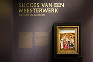 Nederland, Den Bosch, 20181129<br /> Uit de stal van Bosch. Jheronimus Bosch en de Aanbidding der Koningen. <br /> Het Noordbrabants Museum in &rsquo;s-Hertogenbosch presenteert 1december 2018 t/m 10 maart 2019 de tentoonstelling &lsquo;Jheronimus Bosch en de Aanbidding der Koningen&rsquo;. Jheronimus Bosch geldt wereldwijd als de meest intrigerende laatmiddeleeuwse kunstenaar van de Nederlanden. <br /> Het schilderij de Aanbidding der Koningen (1475) uit The Metropolitan Museum of Art in New York is te zien op de tentoonstelling. Afgebeeld zijn de drie koningen die hulde brengen aan het Christuskind op de schoot van Maria. Daarnaast zijn diverse kopie&euml;n te zien uitgevoerd door tijdgenoten.<br /> Het onderzoek gedaan door het Bosch Research and Conservation Project olv. prof. dr. A.M. Koldeweij en dr. M. Ilsink staat aan de basis van deze tentoonstelling.<br /> <br /> <br /> The Netherlands, Den Bosch, 20181129<br /> From Bosch's stable. Jheronimus Bosch and the Adoration of the Kings.<br /> The Noordbrabants Museum in 's-Hertogenbosch will present the exhibition' Jheronimus Bosch and the Adoration of the Kings' from 1 December 2018 to 10 March 2019. Jheronimus Bosch is regarded worldwide as the most intriguing late medieval artist of the Netherlands.<br /> The painting The Adoration of the Kings (1475) from The Metropolitan Museum of Art in New York can be seen at the exhibition. Pictured are the three kings who pay tribute to the Christ Child on the womb of Mary. In addition, several copies can be seen performed by contemporaries.<br /> The research done by the Bosch Research and Conservation Project. Prof. A.M. Koldeweij and Dr M. Ilsink is the basis of this exhibition.