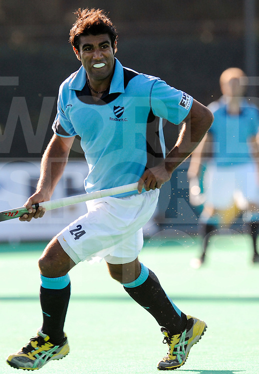 BARCELONA - EHL round 1..Atletic Terrassa HC v Reading HC..Shilen Tanna...FFU PRESS AGENCY COPYRIGHT FRANK UIJLENBROEK....