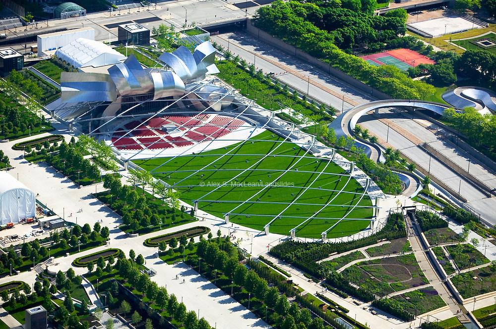 Chicago - Millenium Park - Frank Gehry