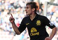 Wigan Athletic v Everton 061012