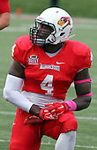 David Perkins - Illinois State Redbird football photos