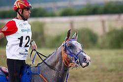 Dachs Punti Jaume, ESP, Echo Falls<br /> World Equestrian Games - Tryon 2018<br /> © Hippo Foto - Sharon Vandeput<br /> 12/09/2018