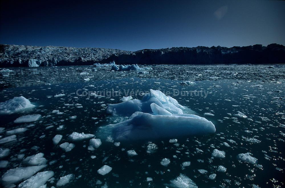 Arctic world : Eqi Glacier, Greenland // Le monde arctique : glacier Eqi, Groenland