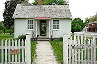 Herbert Hoover's Childhood Home, Herbert Hoover National Historical Site, West Branch, Iowa