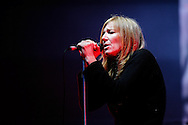 Beth Gibbons of Portishead performing at 36th Paleo Festival, Switzerland.