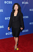 Julie Chen attends the 2010-2011 CBS Upfront Arrivals at Lincoln Center in New York City on May 19, 2010...