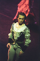 Ivan Putrov as Prince Siegfried. Swan Lake. Royal Ballet