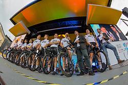 2017 Tour de France Presentation, Düsseldorf, Germany, 29 June 2017. Photo by Thomas van Bracht / PelotonPhotos.com   All photos usage must carry mandatory copyright credit (Peloton Photos   Thomas van Bracht)
