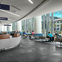 Emory Hospital Radiology Waiting Room - Atlanta, GA