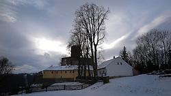 CZECH REPUBLIC VYSOCINA SVOJANOV 1JAN15 - Castle  Svojanov during the winter in Vysocina, Czech Republic.<br /> <br /> jre/Photo by Jiri Rezac<br /> <br /> &copy; Jiri Rezac 2015