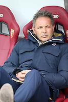 12.02.2017 - Torino - Serie A 2016/17 - 24a giornata  -  Torino-Pescara  nella  foto:  Sinisa Mihajlovic allenatore del  Torino