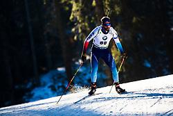 Eduard Latypov (RUS) during the Men 20 km Individual Competition at day 1 of IBU Biathlon World Cup 2019/20 Pokljuka, on January 23, 2020 in Rudno polje, Pokljuka, Pokljuka, Slovenia. Photo by Peter Podobnik / Sportida