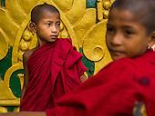 Scenes of Sittwe, Myanmar