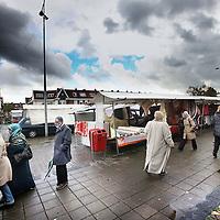 Nederland, amsterdam , 19 oktober 2011..Markt op het Mosplein in amsterdam Noord..Foto:Jean-Pierre Jans