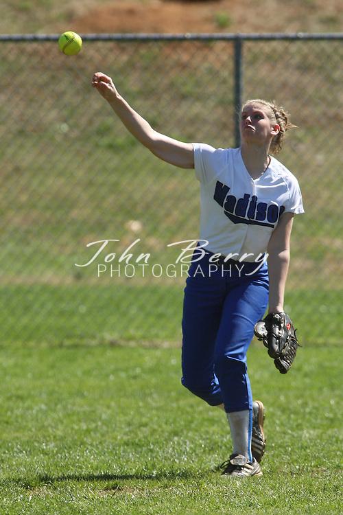 MCHS Varsity Softball .vs Orange .4/4/2009