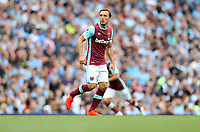 Football - Mark Noble of West Ham United during the match at the Etihad Stadium between Manchester City and West Ham United. <br /> <br /> 2016 / 2017 Premier League - Manchester City vs. West Ham United<br /> <br /> -- at The Etihad Stadium.<br /> <br /> COLORSPORT/LYNNE CAMERON