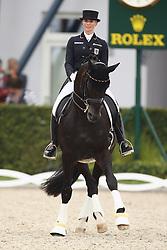 Rath Matthias Alexander (GER)<br /> European Championship Aachen 2015 - Dressage<br /> © Hippo Foto - Stefan Lafrentz