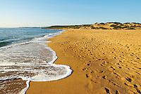 Italie. Sardaigne. Plage de Piscinas. // Italy. Sardinia. Piscinas Beach.