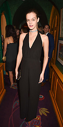 Brogan Loftus at the Annabel's Bright Young Things Party held at Annabel's, 44 Berkeley Square, London England. 16 February 2017.