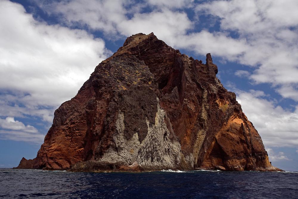 Mission - Monk Seal<br /> Desertas Islands &ndash; Deserta Grande - Madeira, Portugal. August 2009.<br /> Landscape