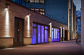 ACDC LIGHTING OFFICES, LONDON