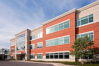 Architectural Interior and Exerior photography of Woodlands Office Condos in Columbia Maryland