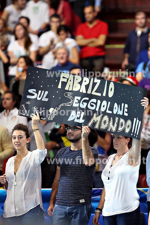 L'ARBITRO ITALIANO FABRIZIO PASQUALI DIRIGE LA FINALE DEL MONDIALE FEMMINILE USA - CHINA<br /> CAMPIONATI MONDIALI VOLLEY FEMMINILE 2014<br /> FOTO FILIPPO RUBIN