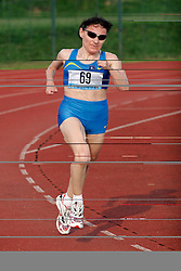 Slovenian runner Helena Javornik in Kranj, on Maj 27, 2006.  (Photo by Vid Ponikvar / Sportal Images)