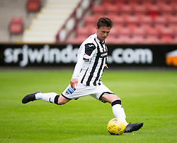 Dunfermline&rsquo;s Joe Cardle.<br /> Dunfermline 5 v 1 Cowdenbeath, Scottish League Cup game played today at East End Park.