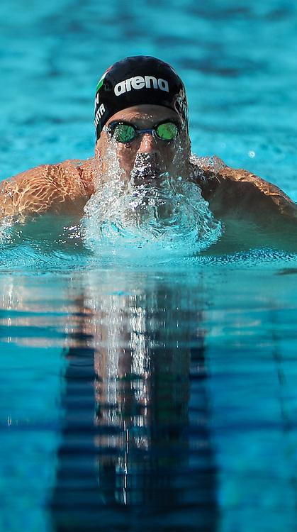 GYURTA Daniel, Hungary<br /> 200 breaststroke men<br /> 50 Settecolli Trofeo Internazionale di nuoto 2013<br /> swimming<br /> Roma, Foro Italico  12 - 15/06/2013<br /> Day02 batterie heats<br /> Photo Andrea Masini/Deepbluemedia/Insidefoto
