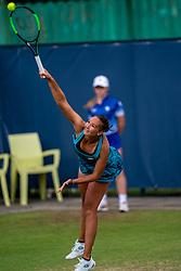 13-06-2019 NED: Libema Open, Rosmalen<br /> Grass Court Tennis Championships / Lesley Kerkhove NED